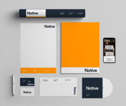 Native brand set